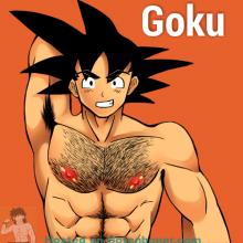 Son Goku Yaoi